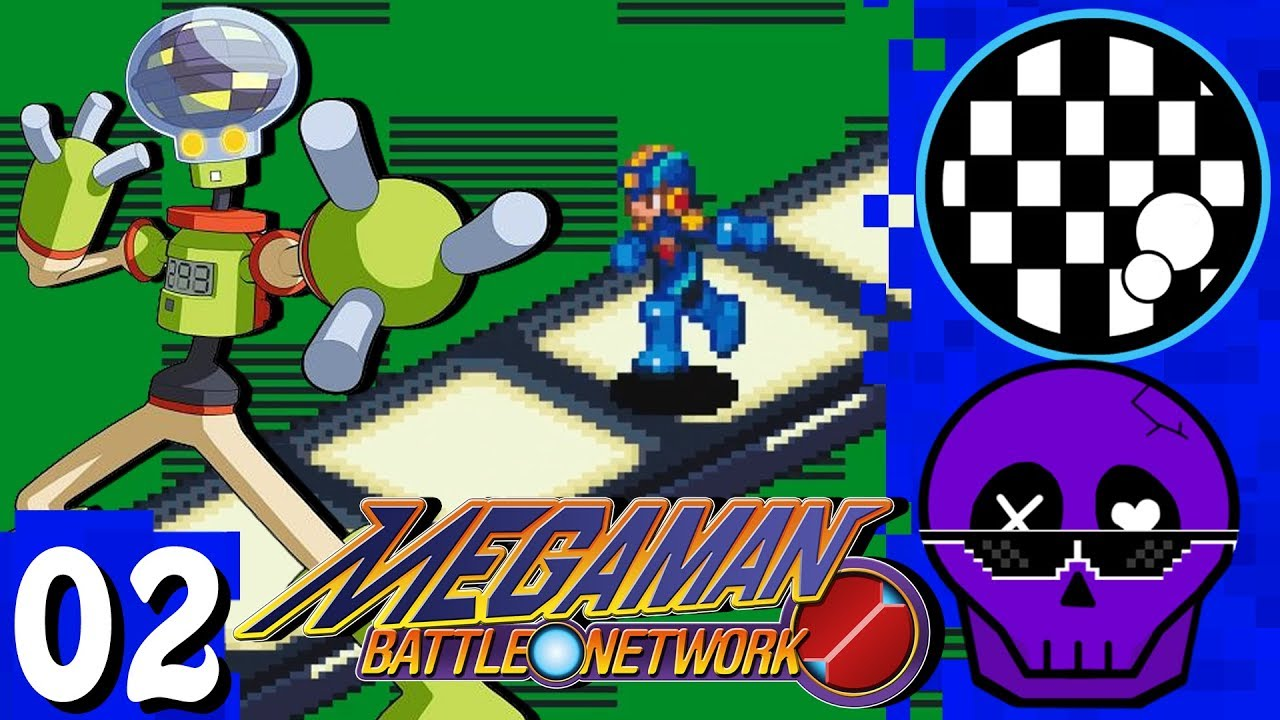 Megaman Battle Network | PART 2 | w/Trevor