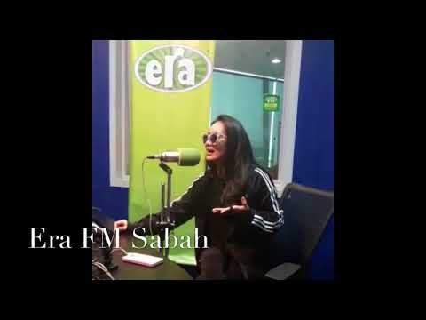 MARSHA MILAN - HILANG SINGLE PROMOTION - SABAH RADIO TOUR