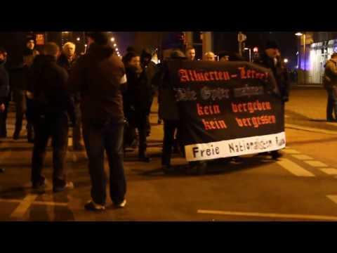 11  Februar rechte Demos in Dresden