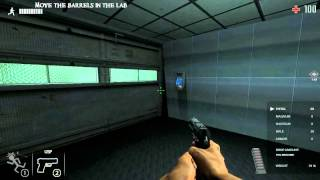 Half Life 2 Mod: Zombie Panic Source Multiplayer Gameplay #001 [HD]