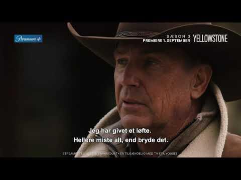 Yellowstone sæson 3 | Premiere 1. september | Paramount+ Danmark