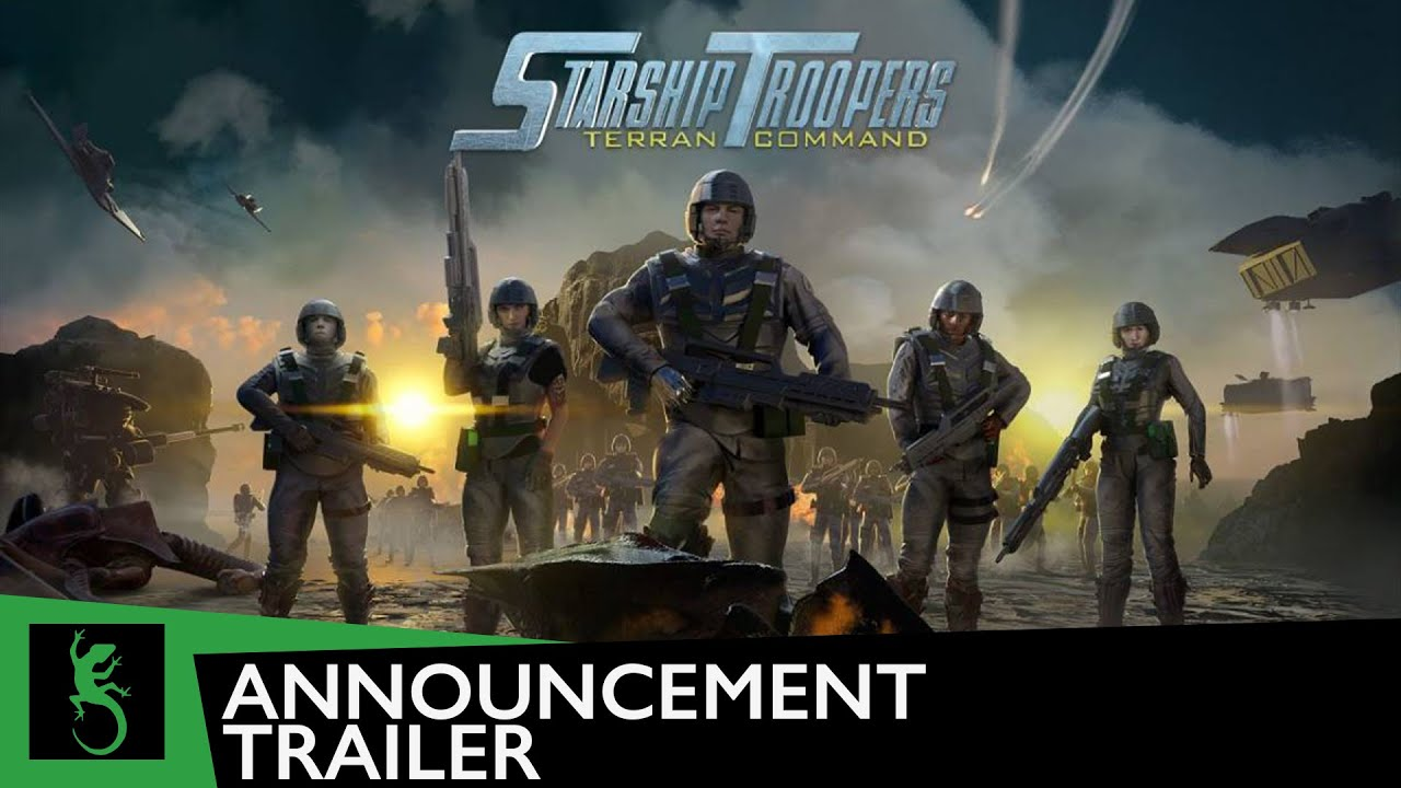 Best Rts 2020.Starship Troopers Is Getting Its Own Rts Game In 2020 Vg247