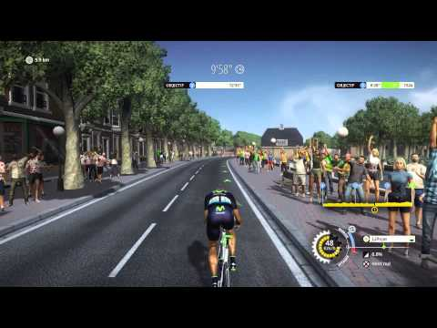 Tour de France 2015 | 1ere Étape | Movistar Team | HD/FR
