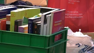 Local Fundraising Effort Collects 6,000 Books for Kids in Nigeria