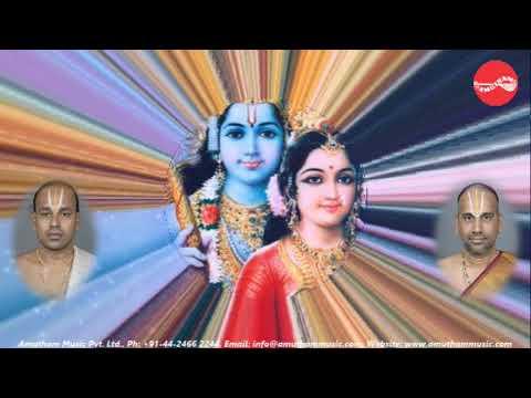 Raghuveera Gadhyam - Desika Stotram - Malola Kannan & N S Ranganathan (Full Verson)