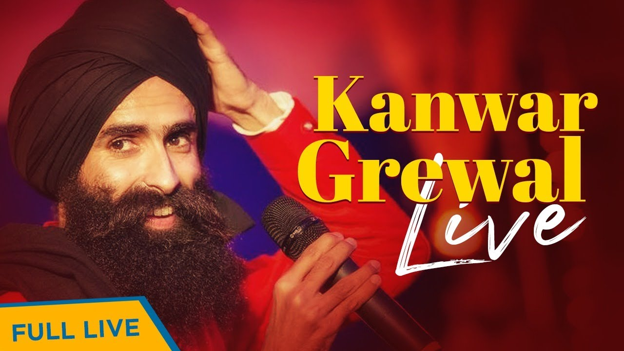 KANWAR GREWAL LIVE | Latest Update | Rubai Music