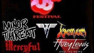 Best Metal Songs of 1983