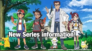 New Characters Revealed! Pokémon Gen 8 Anime news discussion!
