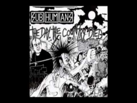 SubHumAns - 'Til the Pigs Come Round
