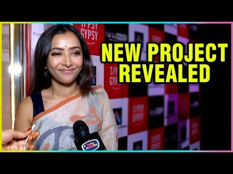 Shweta Basu Prasad REVEALS Her Future Project Plans | TellyMasala