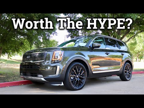 Ultimate 2020 Kia Telluride Review & Drive | Move Over  Explorer and Highlander?