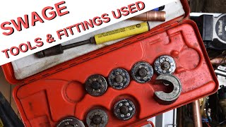 Swage Tool, Plumbing Fittings Dr Pipe. thumbnail