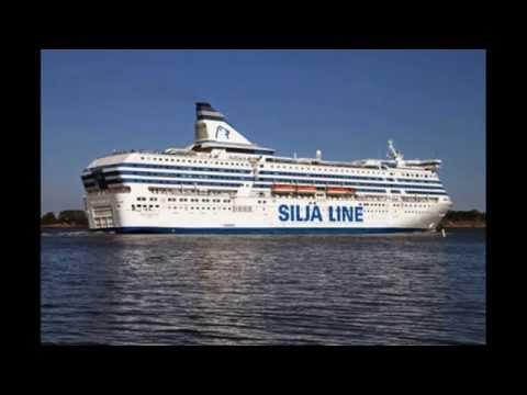Tallink/Silja Linen alukset 2015