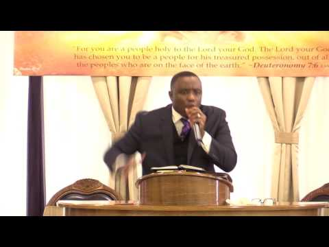 Apostolic Preaching – Holiness Starts with Me: 'My Obedience', the Noah Story
