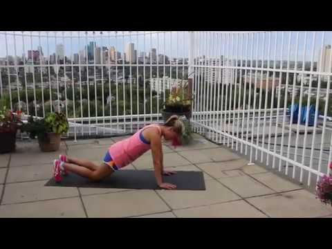 Little Rock Fitness - Pushups and Squats - Vancouver Personal Trainer