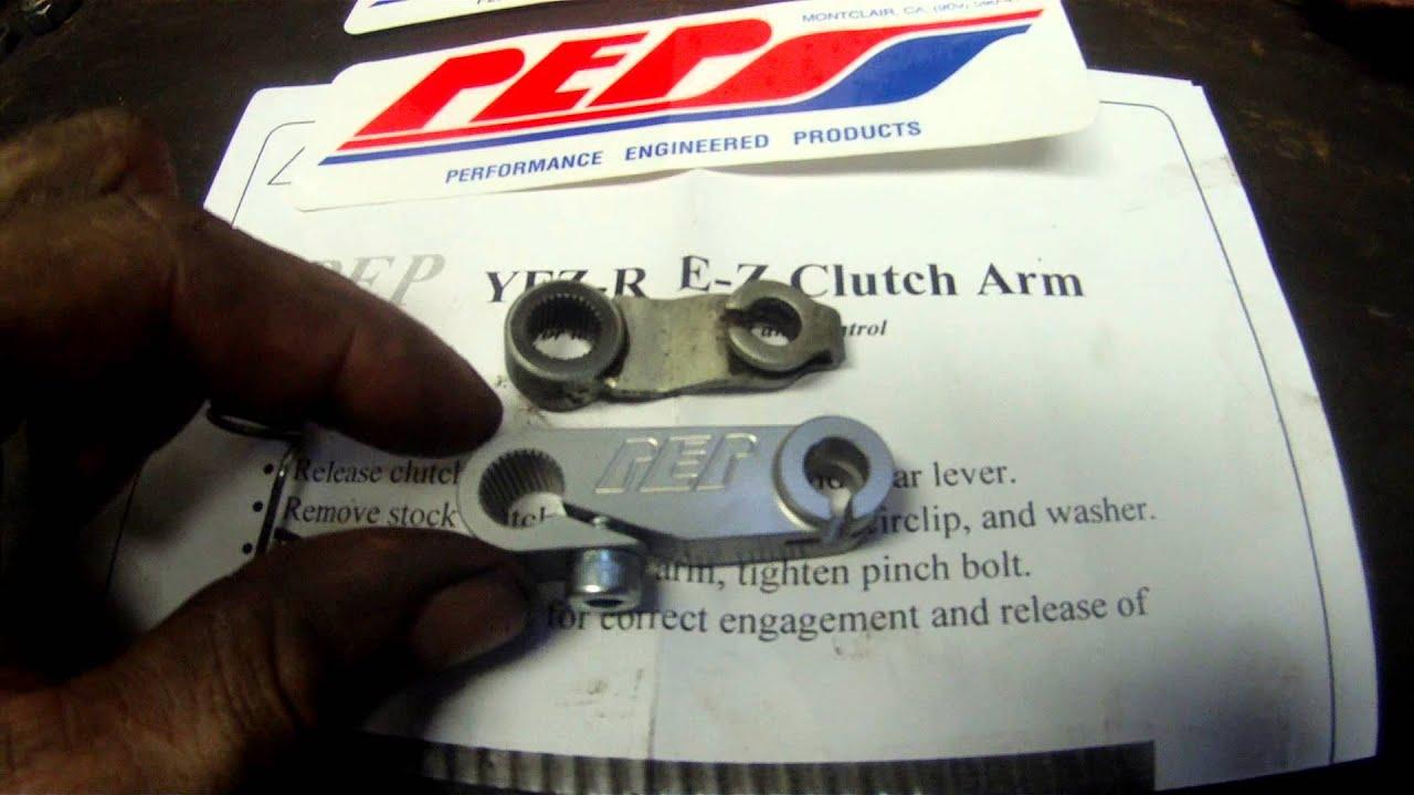 PEP EZ PULL CLUTCH LEVER ARM
