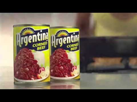 New Argentina Corned Beef TVC 30s