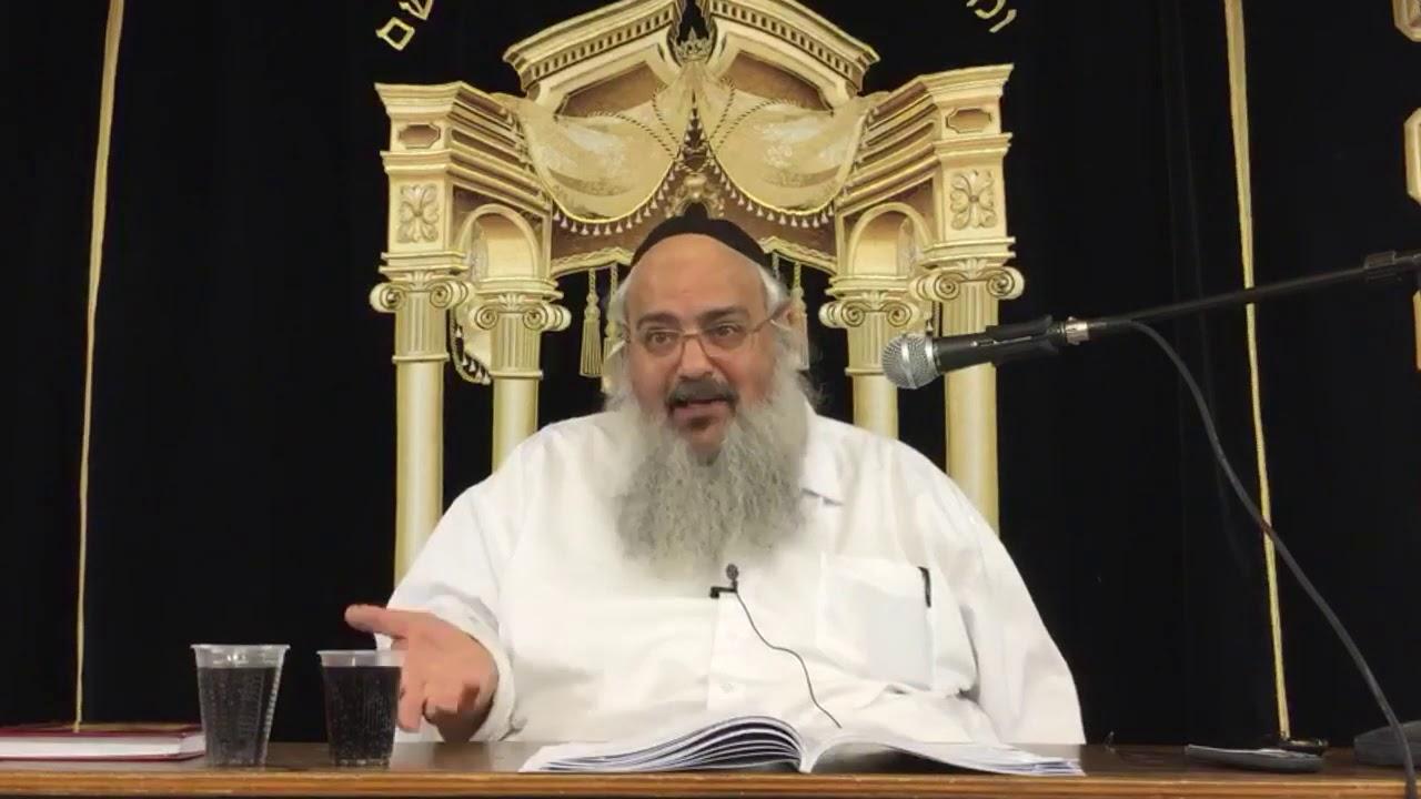 הרב שלמה לוינשטיין   פרשת בחקותי התשעט   2019