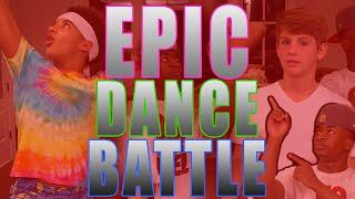 MattyBRaps EPIC DANCE BATTLE - EP 3 (Justin vs Elijah)