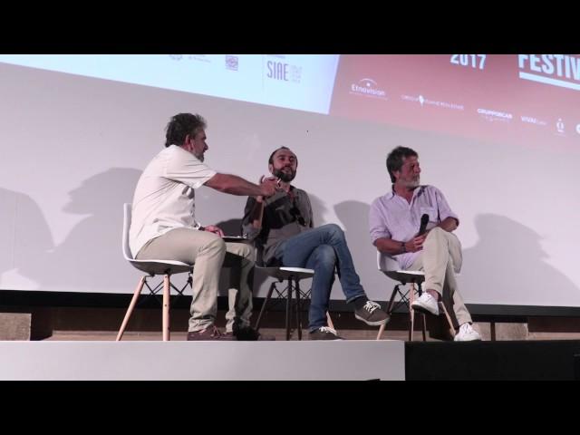 OFF 9 Intervista Fabio Aronadio e Andrea Purgatori