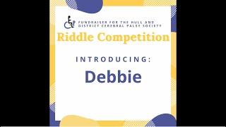 Riddle Competition - Debbie - Line 4