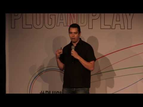 IMRSV Pitches At Fall EXPO 2013 | Plug and Play Volkswagen ERL Accelerator
