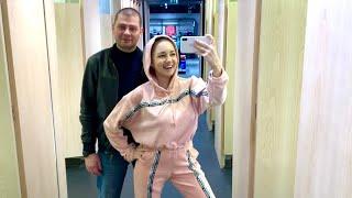 ВЛОГ Семья едет за ПОКУПКАМИ в Икея ! Купила классный костюм Адидас ! Мега Адыгея шоппинг