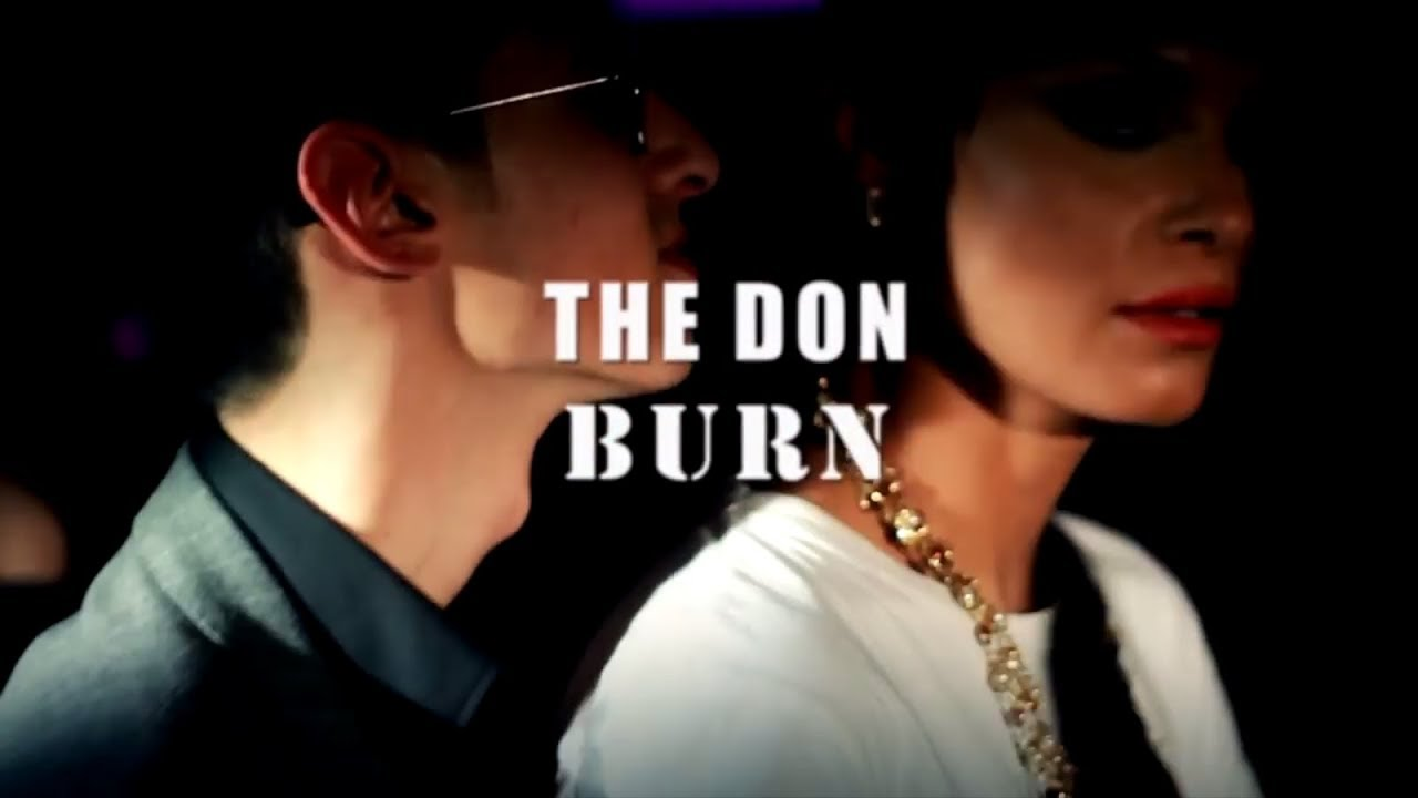 the don emino - burn