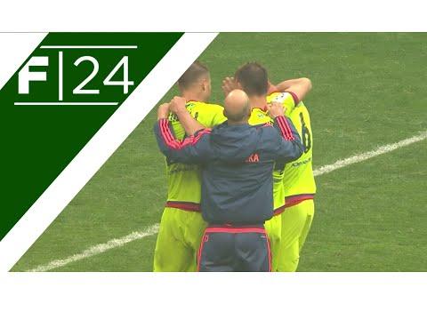 Highlights   Rubin Kazan 0-1 CSKA Moscow