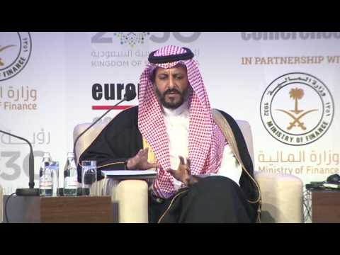 Saudi 2017: Keynote interview with the CMA and Tadawul