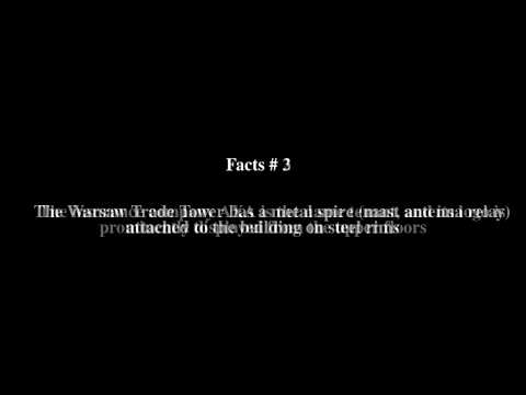 Warsaw Trade Tower Top # 6 Facts