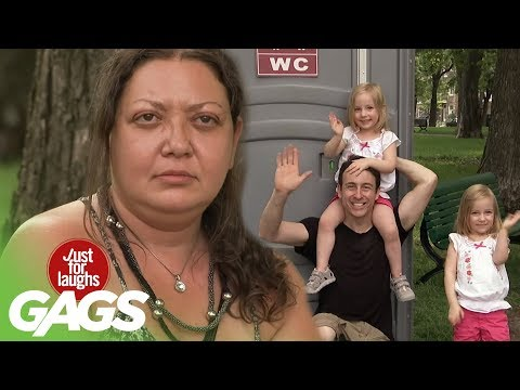Father Leaves Park With WRONG Daughter - Just For Laughs Gags