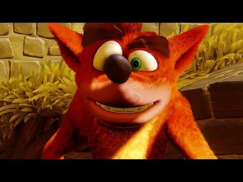 Crash Bandicoot N. Sane Trilogy - All Crash Trailers and Videos (Crash)
