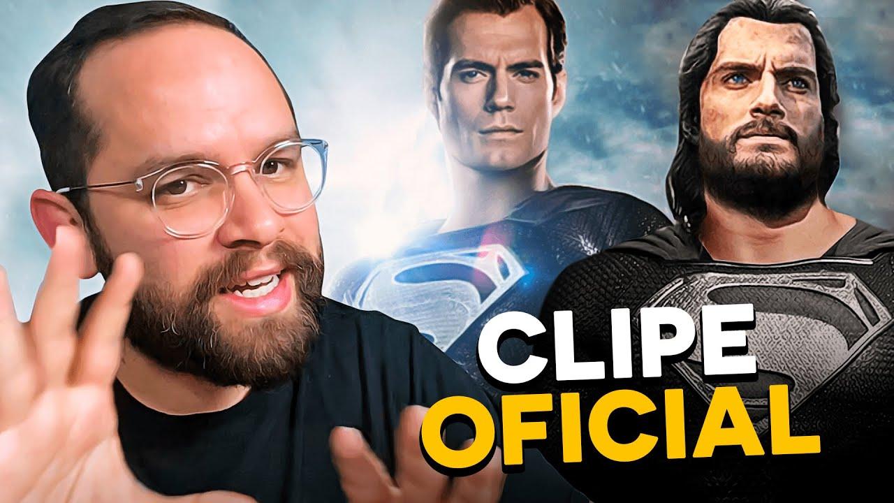[CENA OFICIAL] Superman na Liga da Justiça de Zack Snyder