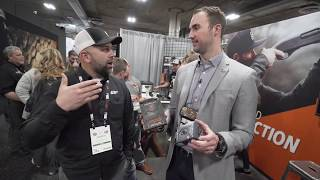 All New Hearing Protection from Decibullz, Do It Yourself Instructions from SHOT Show 2019
