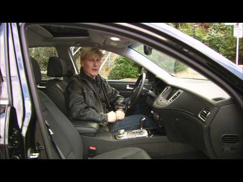 2012 Hyundai Genesis R Spec Sedan