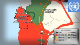 Syrian war Military report 23 October 2015 General FrontLine information