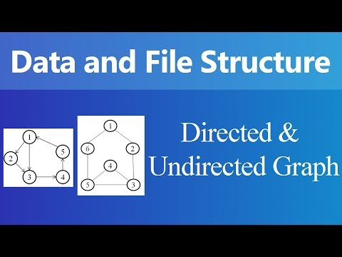 Directed Graph and Undirected Graph (Hindi)
