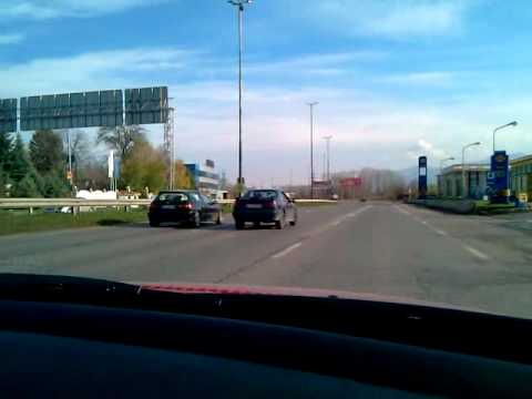 Hyundai Scoupe GT vs Honda Civic VTi b16a2