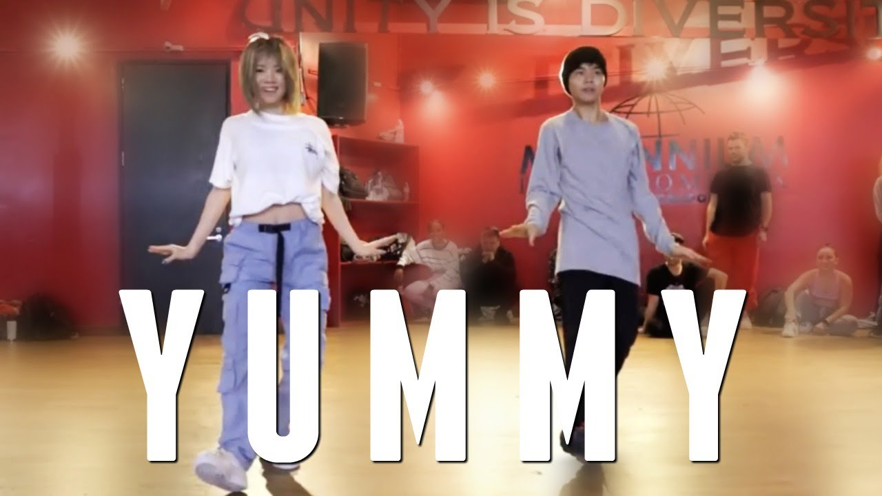 Sean Lew & Bailey Sok - JUSTIN BIEBER - Yummy | Kyle Hanagami Choreography