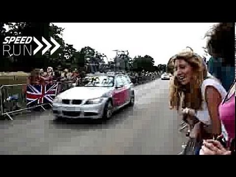 The London 2012 Olympics Richmond Park Cycling Race Bicycle Racing Olympic Games Cyclists BMW