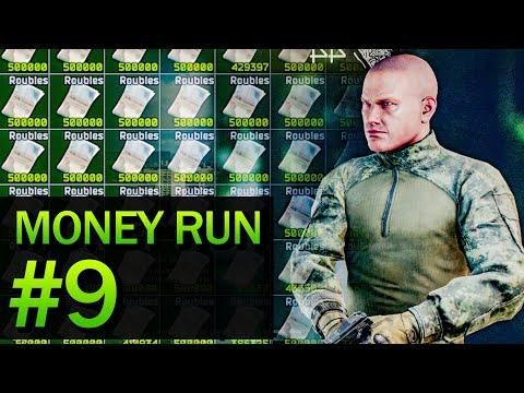 EFT Money Run on Labs #9 - 3 MILLION RUN!