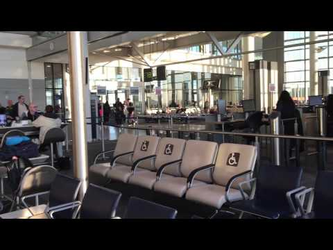 Toronto Pearson International Airport Authority terminal 1 heading Cancun Feb 2016