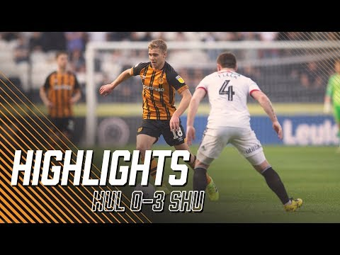 Hull City 0-3 Sheffield United | Highlights | Sky Bet Championship