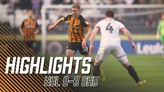 Hull City 0-3 Sheffield United | Highlights | Sky Bet Championship