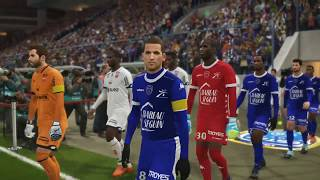Video Gol Pertandingan Troyes vs Dijon FCO