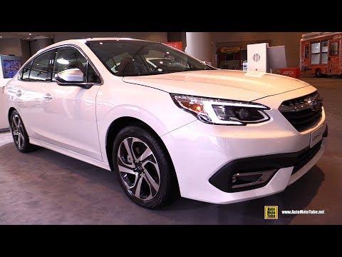 2020 Subaru Legacy - Exterior and Interior Walkaround - 2019 NY Auto Show