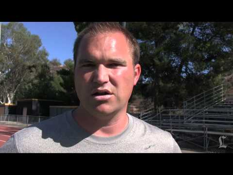Casey Clausen creates excitement at Calabasas