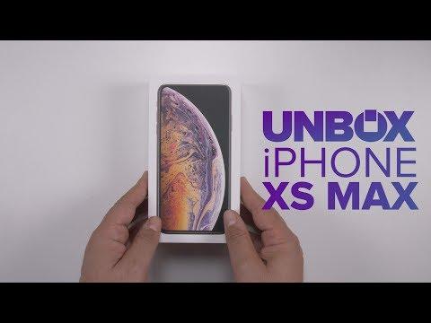 IPhone XS Max Unboxing: Sacamos Al Teléfono Más Grande De Apple De La Caja