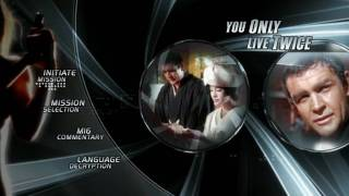 James Bond Ultimate Edition - You Only Live Twice {Menu}